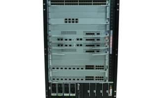 华为(HUAWEI)S7710交换机智能路由交换机