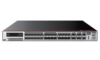 华为USG6680E-AC防火墙(28*(SFP+)+4*QSFP+2*HA,双电源)AI防火墙