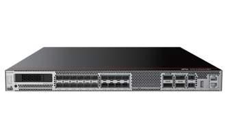 华为USG6712E防火墙(20*(SFP+)+2*QSFP+2*QSFP28+2*HA,双电源,含SSL VPN 100用户)AI防火墙