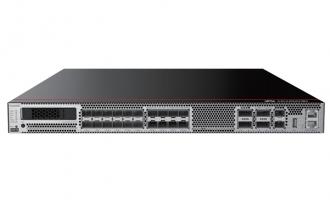 华为USG6716E防火墙(20*(SFP+)+2*QSFP+2*QSFP28+2*HA,双电源,含SSL VPN 100用户)AI防火墙