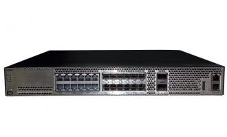 华为AC6805接入控制器(12个千兆以太口,12个万兆SFP+,2个四万兆QSFP+,无电源)  AC控制器