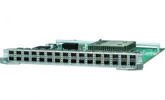 华为ET1D2S16SX2S板卡-16端口万兆以太网光接口和16端口千兆以太网光接口板(X2S,SFP+)
