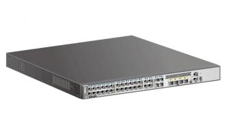 华为(HUAWEI)S5730-36C-HI-24S交换机(24个千兆SFP,8个复用的千兆10/100/1000Base-T以太网端口Combo,4个万兆SFP+)