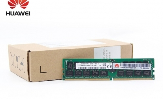 华为(HUAWEI)服务器通用内存DDR4 LRDIMM内存-64GB-2666MT/s-4Rank(2G*4bit)-1.2V-ECC