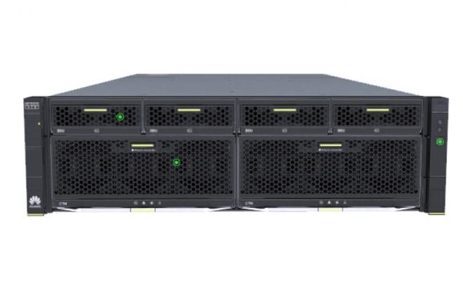 华为OceanStor 5800 V5存储 磁盘阵列 ,5800 V5引擎(3U,双控,交流\240V高压直流,1024GB 缓存,SPE63C0300)