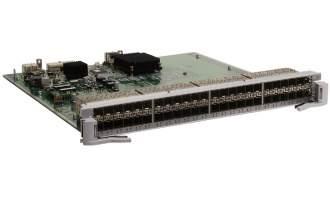 华为EF1D2G48SE3E板卡-48端口百兆/千兆以太网光接口板(E3E,SFP)(适用于华为S7900系列交换机)