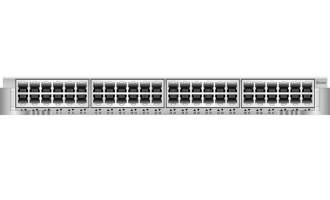 华为EF1D2G48TE3S板卡-48端口十兆/百兆/千兆以太网电接口板(E3S,RJ45)(适用于华为S7900系列交换机)