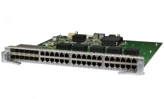 华为EF1D2S48TE3E板卡-12端口百兆/千兆以太网光接口和36端口十兆/百兆/千兆以太网电接口板(E3E,SFP/RJ45)(适用于华为S7900系列交换机)