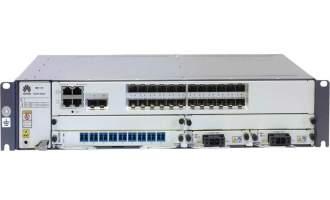 华为NE20E-S2E路由器(含NE20E-S2E机框,固定2*10GE-SFP+和24*GE-SFP接口/双交流电源/风扇单元/电源线,不含软件费用和资料)