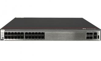 华为S5731-S24P4X交换机(24个10/100/1000BASE-T以太网端口,4个万兆SFP+,PoE+,不含电源)