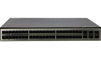 华为S6730-H48X6C交换机(48个万兆SFP+,6个100GE QSFP28,不含电源)
