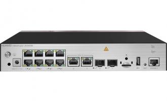 华为USG6307E防火墙(10*GE RJ45+2*GE SFP,含SSL VPN 100用户) AI防火墙