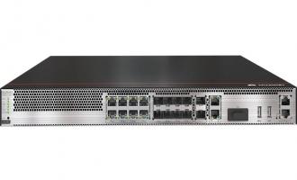 华为USG6315E防火墙(2*GE WAN+8*GE Combo+2*10GE SFP+,1交流电源,含SSL VPN 100用户)AI防火墙