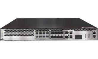 华为USG6525E防火墙(2*GE WAN+8*GE Combo+2*10GE SFP+,1交流电源,含SSL VPN 100用户)AI防火墙