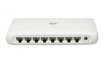 华为S1730S-L8T-A交换机(8个10/100/1000Base-T以太网端口,国标交流适配器)