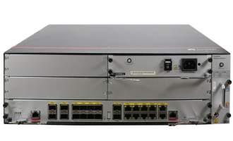华为NetEngine AR6300-S路由器(业务路由单元400H板,4*SIC,2*WSIC,4*XSIC,350W交流电源)