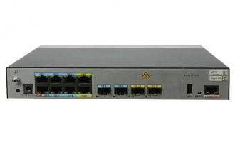 华为NetEngine AR651F-Lite路由器((8GE(RJ45),4GE SFP,1GB内存,1*USB3.0))