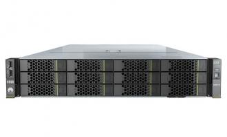 华为2288X V5服务器(12*3.5″盘位机型)(1*4214R CPU,1*32GB DDR4内存,9460-8i(2G缓存)RAID卡,无硬盘,2*GE+2*10GE(不含光模块),550W电源,无DVD,滑轨)