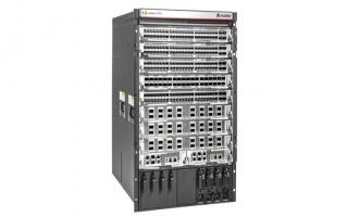 华为CloudEngine CE12808E数据中心交换机(含交流总装机箱,2*主控板,4*交换网板C,3*3000W 电源,2块48口万兆 ENP光口板,48个10G多模模块)
