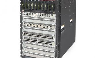 华为CloudEngine CE16808数据中心交换机(含交流/高压直流总装机箱,2*主控板D,3*交换网板F,2*3000W 交流&高压直流电源模块,满配风机盒)