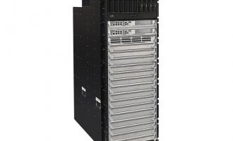 华为CloudEngine CE16816数据中心交换机(含交流/高压直流总装机箱,2*主控板D,3*交换网板F,2*3000W 交流&高压直流电源模块,满配风机盒)