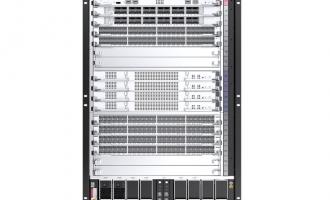 华为CloudEngine S12700E-12交换机 (含总装机箱*1, MPUE主控板*1,SFUE交换网*1, 48X10G光(X6S,SFP+)*1,3000W AC电源*1)