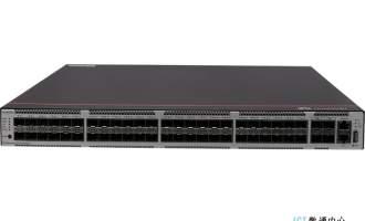 华为S5735-S48S4X交换机(48个千兆SFP,4个万兆SFP+,含1个AC电源)