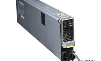 华为交换机电源PAC3KS54-NE(3000W 交流电源模块(黑色))(适用于华为S12700E系列交换机)