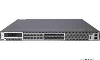 华为USG6610E-AC防火墙(12×GE RJ45 + 8×GE SFP + 4×10GE SFP+,1交流电源,含SSL VPN 100用户)AI防火墙