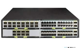 华为交换机CE8861-4C-EI(4子卡槽位,2*交流电源,端口侧出风) 数据中心交换机