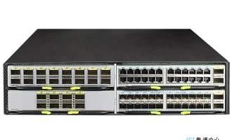 华为交换机CE8868-4C-EI(4子卡槽位,2*交流电源,端口侧出风) 数据中心交换机