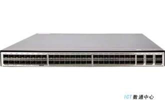 华为CE6857E-48S6CQ数据中心交换机(48x10GE SFP+,6×40/100GE QSFP28)