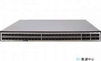 华为CE6866-48S8CQ-P数据中心交换机(48 x 10/25GE SFP28接口或48 x 50GE SFP56接口,8 x 40/100GE QSFP28接口或8 x 200GE QSFP56接口)