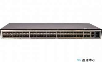 华为CloudEngine S5736-S48S4X-A交换机(48个千兆SFP端口 ,4个万兆SFP+)