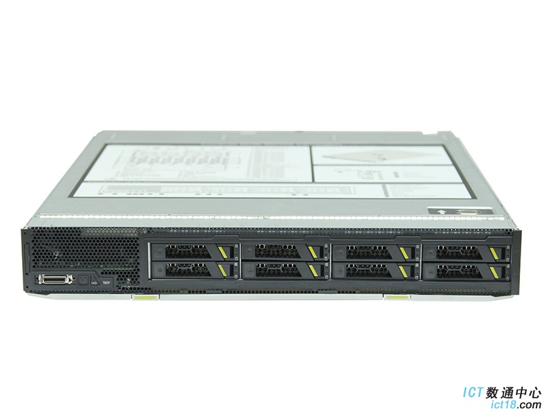 华为(HUAWEI)FusionServer CH242 V3全宽计算节点 刀片服务器