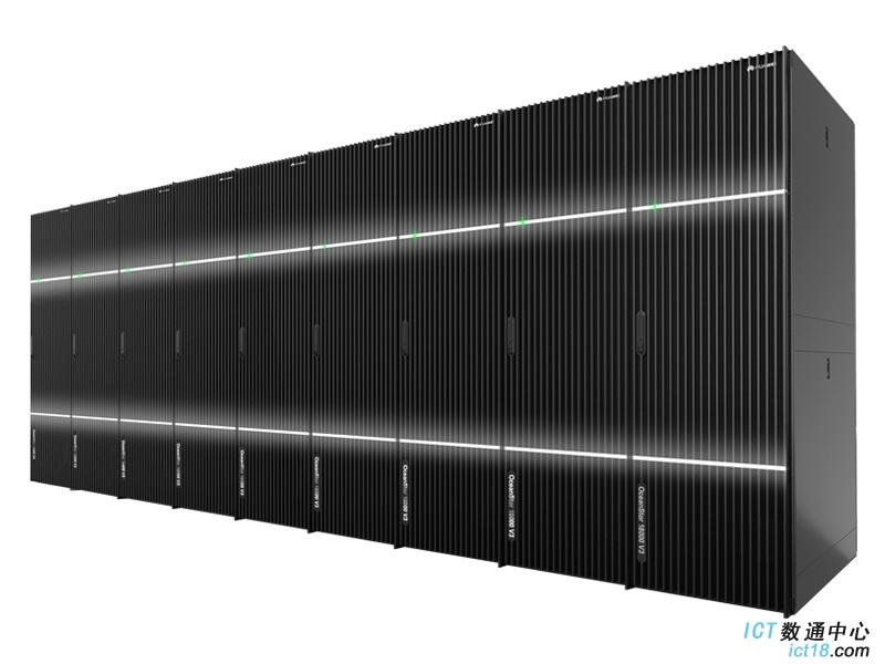 华为OceanStor 18000 V5系列高端智能混合闪存存储系统