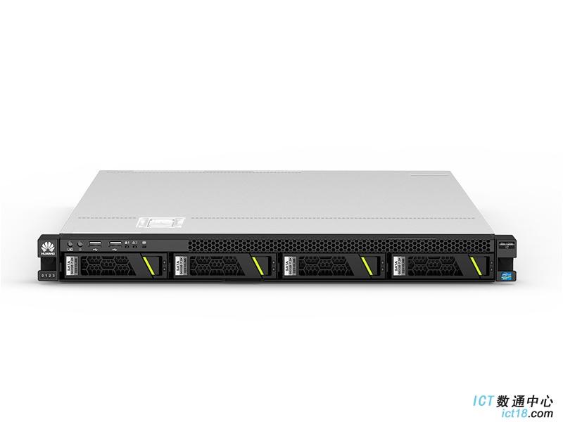 华为(HUAWEI)RH1288 V2机架服务器 E5-2600 v2系列处理器 标准1U 2路服务器