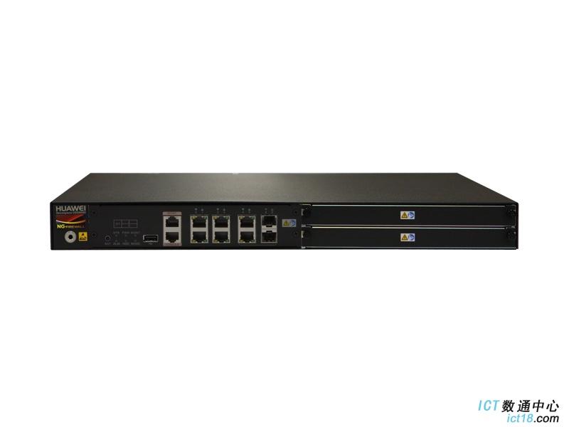 华为USG6360-BDL-AC防火墙 (4GE电+2GE Combo,4GB内存,含IPS-AV-URL功能集升级服务时间12个月,含SSL VPN 100用户)