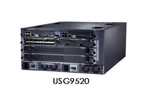 USG9520 华为云数据中心安全网关