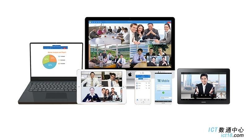 华为视讯软终端TE Desktop & Mobile视频会议软终端