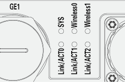 AP8130DN-W-LED指示灯