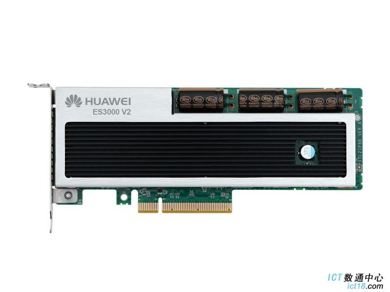 华为(HUAWEI)1.6T PCIE SSD硬盘 ES3000 V2-1600 PCIe SSD卡(1.6TB)半高半长