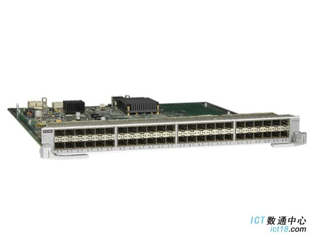 华为ET1D2G48SEA0板卡-48端口百兆/千兆以太网光接口板(EA,SFP)(适用于华为S12704/S12708/S12710/S12712交换机)