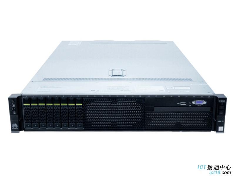 """华为2488H V5服务器(8*2.5""""盘位机型)(2*5218 CPU,64GB内存,无硬盘,SmartRAID3152-8i (2G缓存),2*GE电口+2*10GE光口,900W电源,滑轨)"""