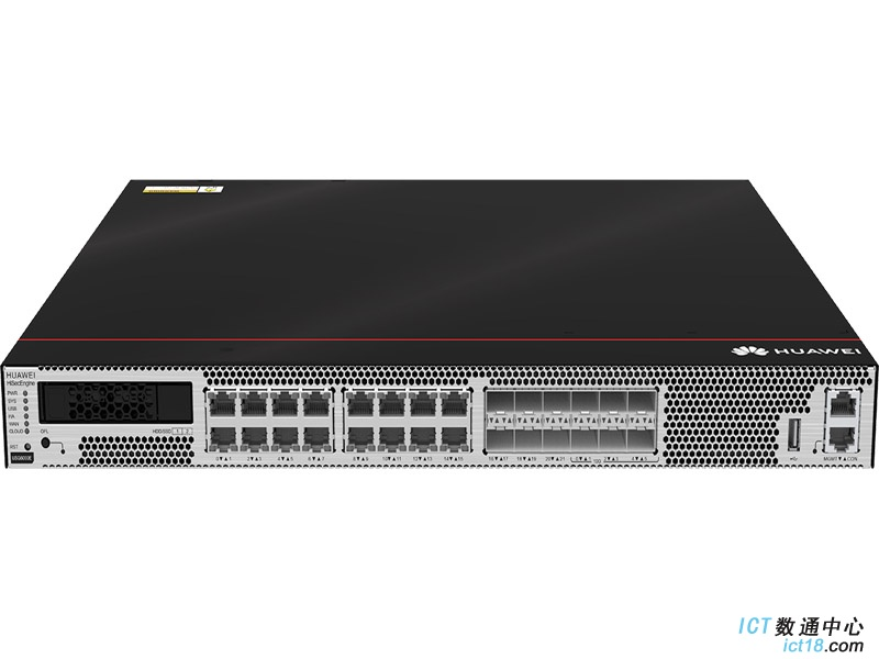 华为USG6395E防火墙(16*GE RJ45 + 6*GE SFP + 6*10GE SFP+,1交流电源,含SSL VPN 100用户)AI防火墙