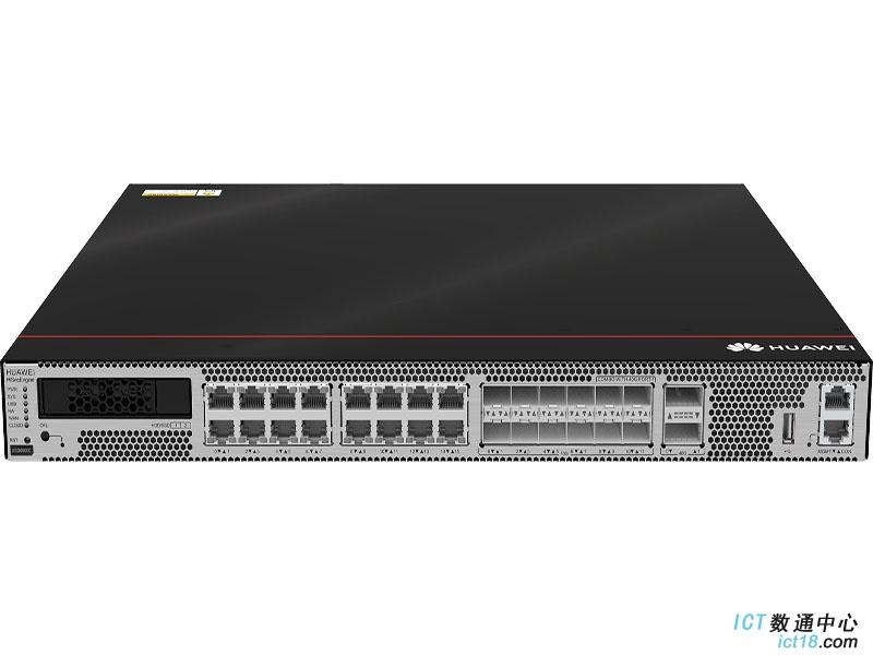 华为USG6635E防火墙(16*GE RJ45 + 12*10GE SFP+ + 2*40GE QSFP+,2交流电源,含SSL VPN 100用户)AI防火墙