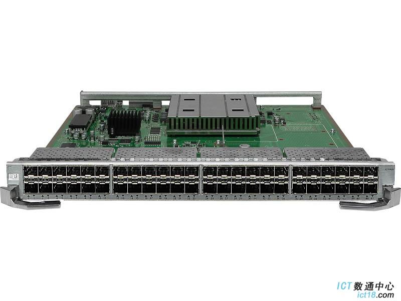 华为LSS7G48SX6E0板卡-48端口千兆以太网光接口板(X6E,SFP)(S7700系列使用)